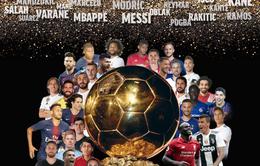 Lễ trao giải Ballon d'Or - Quả bóng vàng 2018: Ở đâu, khi nào?