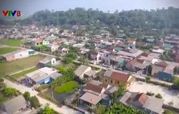 Nông thôn mới làm thay đổi môi trường sống của người dân
