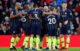 VIDEO Sterling ghi bàn siêu may mắn vào lưới Southampton