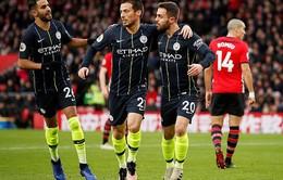 VIDEO Southampton 1-3 Man City: Kết thúc mạch trận thua