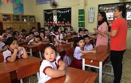 Hơn 80% học sinh tiểu học đang được học 2 buổi 1 ngày