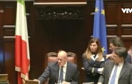 Hạ viện Italy thông qua kế hoạch ngân sách 2019