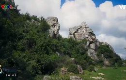 Độc đáo ngôi làng đá ở Phú Yên