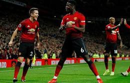 Hạ gục Bournemouth, Man Utd thắng trận thứ 3 liên tiếp để khép lại năm 2018
