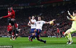 VIDEO Lukaku vào sân và lập tức ghi bàn ... ở thế việt vị