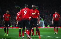 VIDEO Man Utd 4-1 Bournemouth: HLV Solskjaer nối dài tuần trăng mật