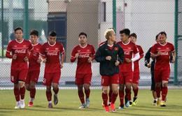 Trận giao hữu giữa ĐT Việt Nam - ĐT Philippines tối 31/12 là trận đấu kín
