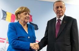 Đức muốn Thổ Nhĩ Kỳ thể hiện sự kiềm chế tại Syria