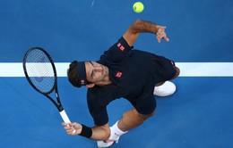 Hopman Cup: Federer thắng tưng bừng trước thềm năm mới