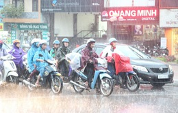 Miền Trung tiếp tục có mưa, lũ sẽ lên trở lại