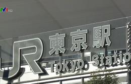 Giao thông gián đoạn do sự cố tàu cao tốc tại ga Tokyo, Nhật Bản
