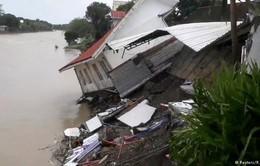 Philippines: Gần 70 người thiệt mạng do bão Usman