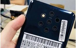 Lộ diện Nokia 9 PureView với 5 camera ở mặt sau, nhận diện vân tay dưới màn hình
