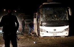 Nỗ lực hỗ trợ các nạn nhân trong vụ đánh bom tại Ai Cập