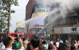 6 cảnh sát Mexico thiệt mạng do tình trạng bạo lực gia tăng