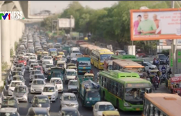 Tăng trưởng kinh tế Ấn Độ giảm tốc mạnh