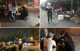 Bộ Công an vào cuộc vụ phóng viên điều tra tình trạng bảo kê ở chợ Long Biên bị dọa giết