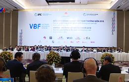 Thủ tướng đánh giá cao đề xuất, góp ý của các đại biểu tham gia Diễn đàn doanh nghiệp Việt Nam