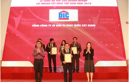 Tập đoàn DIC lọt top 500 doanh nghiệp có lợi nhuận lớn nhất năm 2018