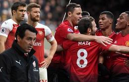 Lịch thi đấu bóng đá quốc tế rạng sáng ngày 06/12: Tâm điểm Man Utd - Arsenal