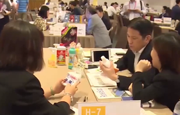 Hàng tiêu dùng Nhật Bản mở rộng đường vào Việt Nam