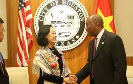 Quan hệ song phương Việt Nam - Hoa Kỳ đang có những bước phát triển tích cực
