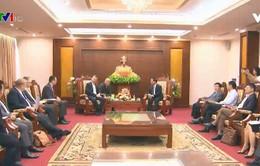 Việt Nam - Đức hợp tác xây dựng mạng lưới cấp nước