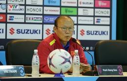 HLV Park Hang Seo khẳng định ĐT Việt Nam sẽ chơi trận đấu tốt nhất trước Philippines