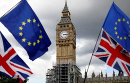 Chính phủ Anh tiếp tục gặp khó khăn trước Quốc hội về kế hoạch Brexit