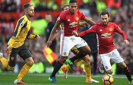 """Man Utd - Arsenal: Pháo thủ viết lại lịch sử """"hiểm địa"""" Old Trafford? (3h00, 6/12)"""
