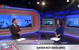 Qatar rút khỏi OPEC: Bài toán năng lượng hay xung đột lợi ích?