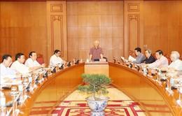 Phiên họp đầu tiên Thường trực Tiểu ban văn kiện Đại hội XIII