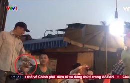 """Khởi tố 3 đối tượng vụ """"bảo kê"""" chợ Long Biên"""
