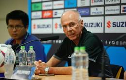 ĐT Philippines dừng bước ở bán kết, HLV Erikson khẳng định ĐT Việt Nam mạnh nhất AFF Cup 2018