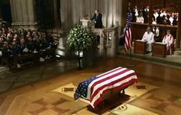 Quốc tang cố Tổng thống  Mỹ George H.W Bush