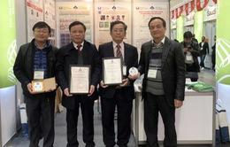 Công trình của Việt Nam nhận giải đặc biệt tại triển lãm quốc tế về Khoa học và Công nghệ 2018