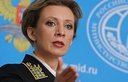 Nga phản đối tối hậu thư của Mỹ về Hiệp ước INF
