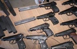 Cảnh sát Bulgaria triệt phá kho vũ khí lớn tại thủ đô Sofia