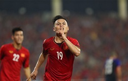 VIDEO: Quang Hải ghi bàn lập công, mở tỉ số cho ĐT Việt Nam (bán kết lượt về AFF Cup 2018)