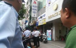 Hai đối tượng dùng súng cướp ngân hàng chi nhánh Việt Á tại TP.HCM