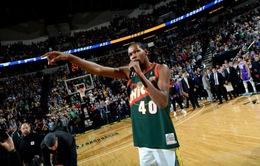 Kevin Durant muốn sở hữu 1 đội bóng tại Seattle