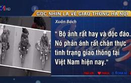 Góc nhìn lạ về giao thông Hà Nội