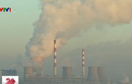 Lượng khí thải CO2 tiếp tục tăng cao trong năm 2018
