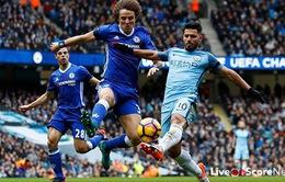 """Đội hình kết hợp Chelsea – Man City: """"Xanh nhạt"""" lấn lướt """"xanh đậm"""""""