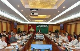 Thông cáo báo chí kỳ họp 32 của Ủy ban Kiểm tra Trung ương: Xem xét kỷ luật nhiều cán bộ