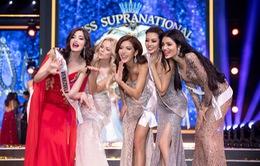 Minh Tú tiếc nuối khi dừng chân tại top 10 Hoa hậu siêu quốc gia 2018