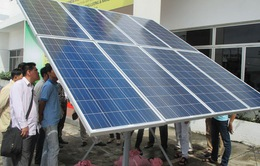 860 khách hàng phát vào lưới điện gần 1 triệu kWh