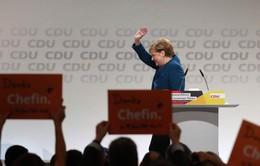 Thủ tướng Đức từ chức Chủ tịch CDU