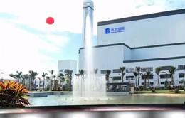 Nhà máy đốt rác phát điện tại Cần Thơ chính thức đi vào hoạt động