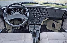 Những kiểu vô-lăng xe hơi lạ mắt nhất thế giới
